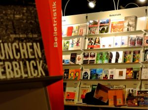 Muenchen Buecherschau 2014,Munich Book Show,